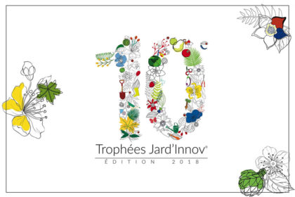 Jard Innov 2018 - 3eme place